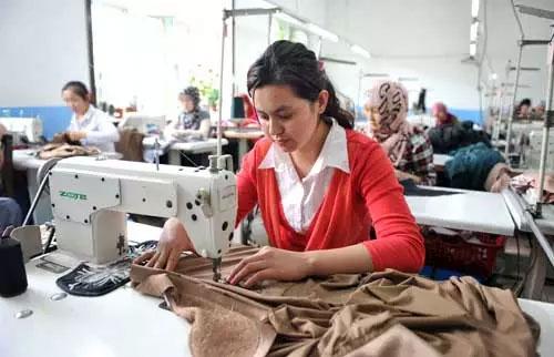 广东纺织服装产业成为援疆新军