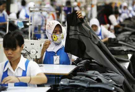 服装制造业