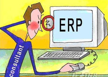 ERP实施顾问