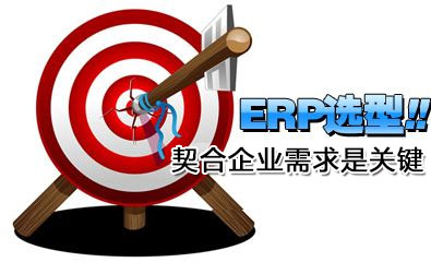 ERP选型过程就是企业需求提炼过程