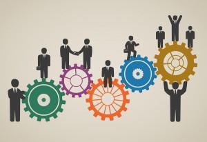 ERP项目组织架构与人员配置