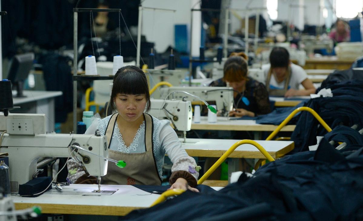 速度是服装企业赢得竞争的关键,加强供应链管理意义重大