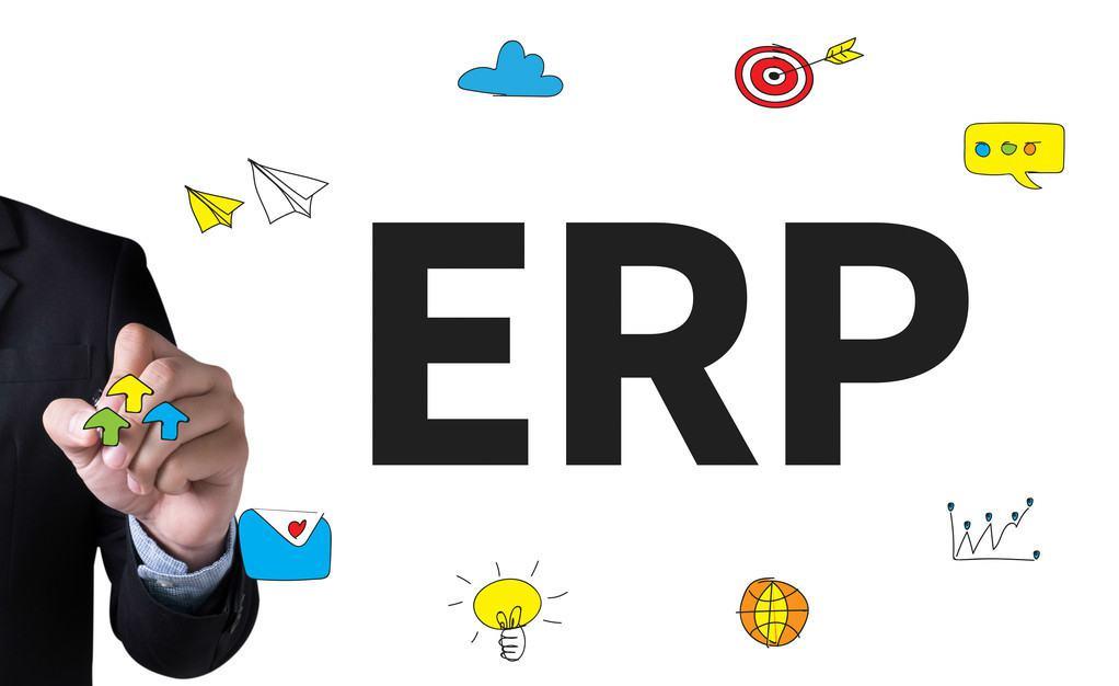 服装企业在ERP实施中的常规流程