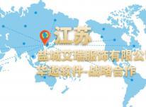 江苏盐城艾瑞服饰携手华遨软件扩大国外商超市场份额